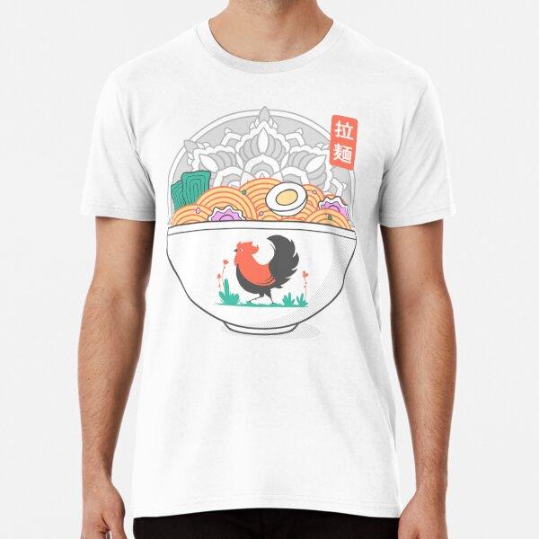 Ramen Mandala Premium T-Shirt