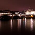 La Seine by Anthony Hennessy