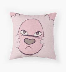 SU - Lion Doodle Throw Pillow