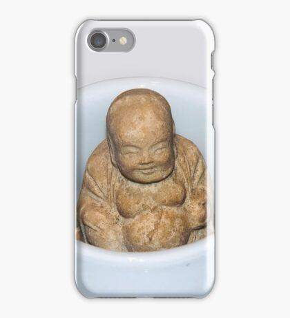 Happy Buddha iPhone Case iPhone Case/Skin