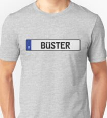 Euro plate - buster T-Shirt