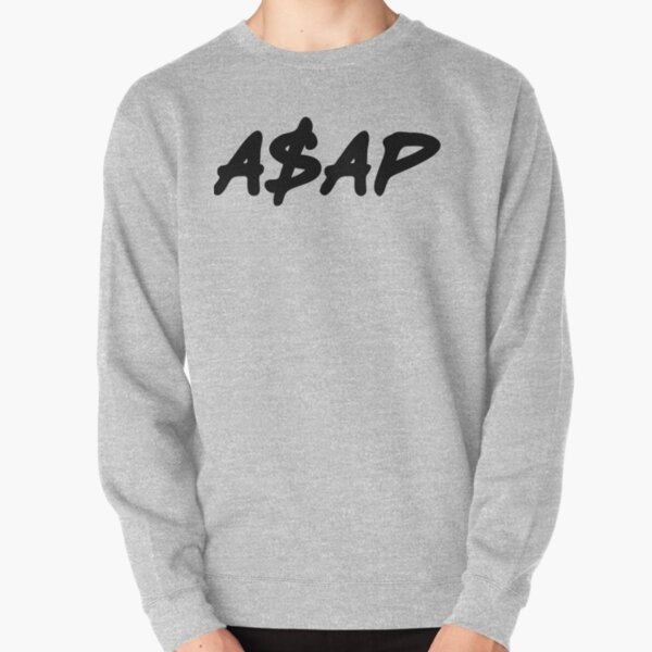 ASAP Always Strive And Prosper Pullover Sweatshirt
