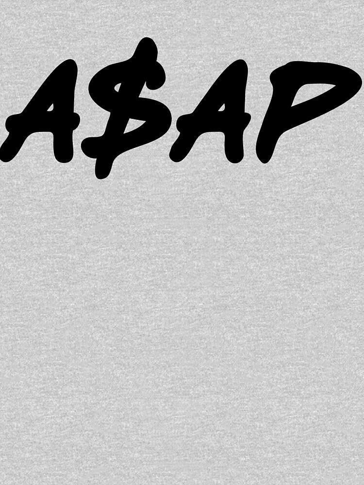 ASAP Always Strive And Prosper   Sweatshirt