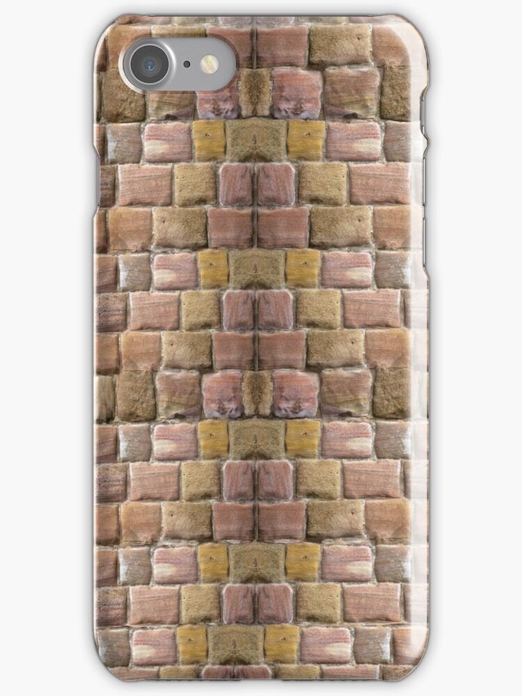 Brick Case by Rachel Miller