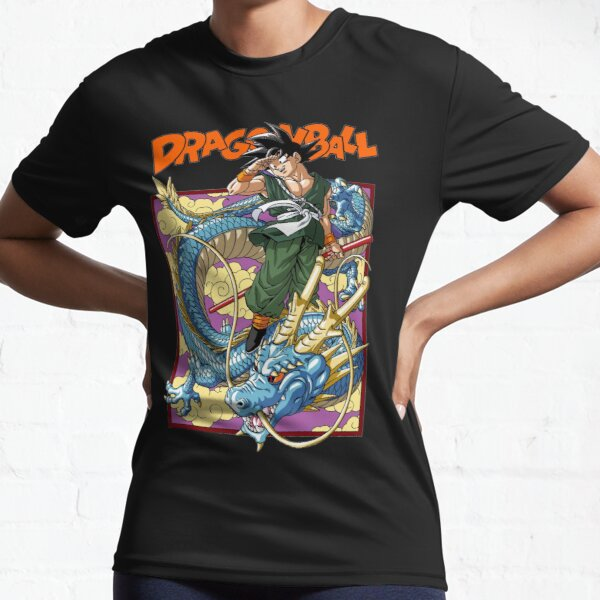 Dragon Ball Z T-shirt respirant