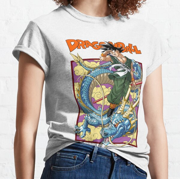 Dragon Ball Z Camiseta clásica