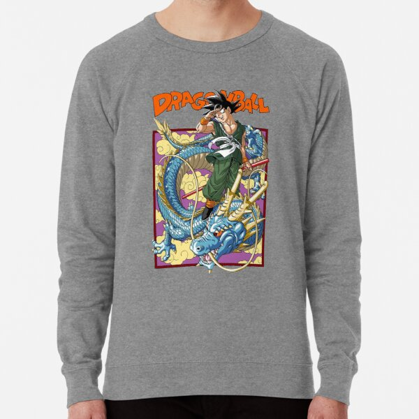 Dragon Ball Z Lightweight Sweatshirt