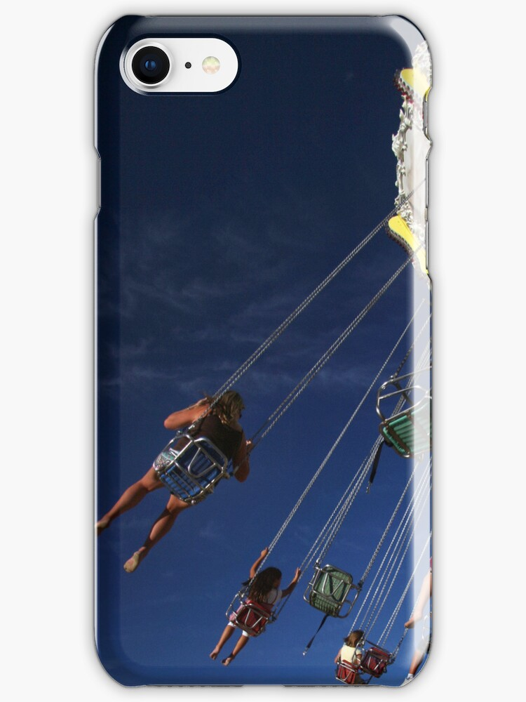 carnival iPhone cover by Lisa  Kenny