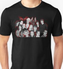 Angel character collage  T-Shirt