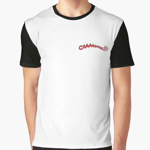 Crack Graphic T-Shirt