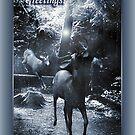 Season's Greetings! by Rayvn Navarro