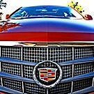 Cadillac Car by Chet  King