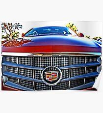 Cadillac Car Poster