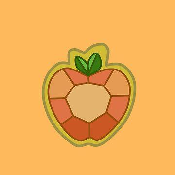 Applejack Element of Honesty Gem Only ver. by RageGrenade