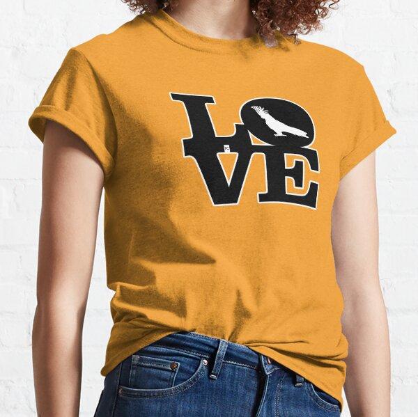 Love Cockatoos Classic T-Shirt
