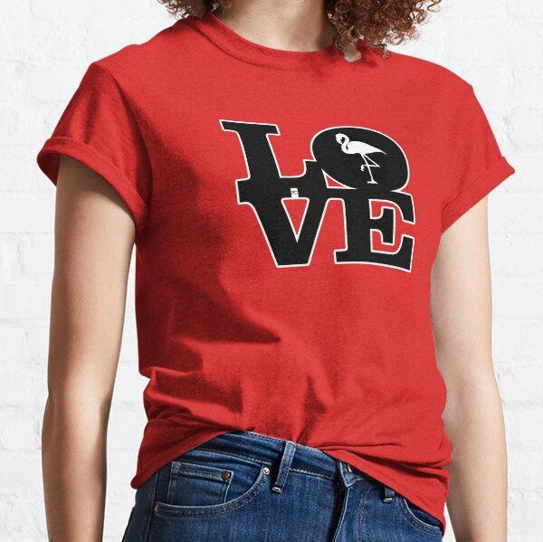 Love Flamingos Classic T-Shirt