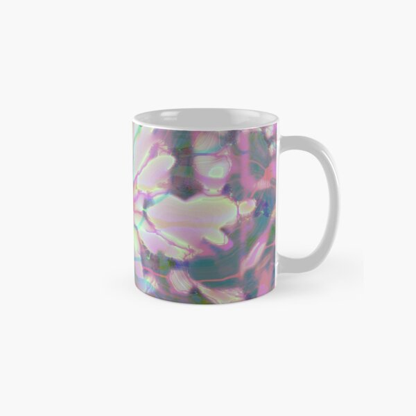 Floral abstraction Classic Mug