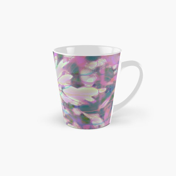 Floral abstraction Tall Mug