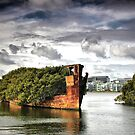SS Ayrfield by Matt Penfold