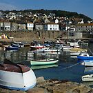 Sunny day at Mousehole by James1980