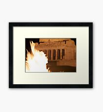 ANZAC Spirit Framed Print
