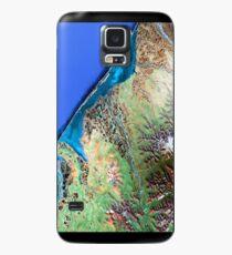"""""""Coastal"""" - phone Case/Skin for Samsung Galaxy"""