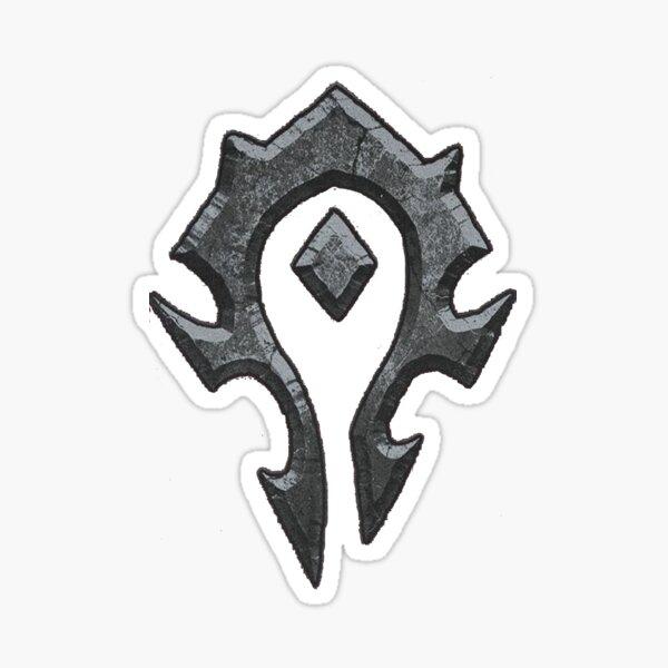 Horde Stein Logo Sticker