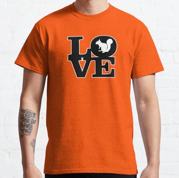 Love Squirrels Classic T-Shirt