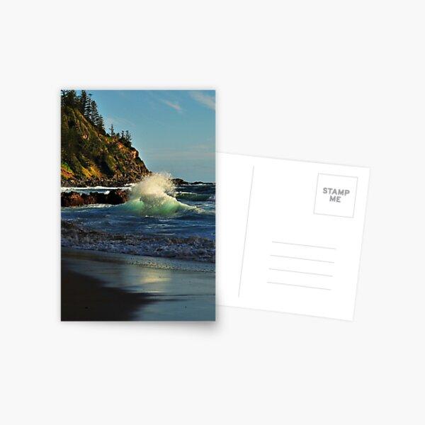 Anson Bay - Norfolk Island Postcard
