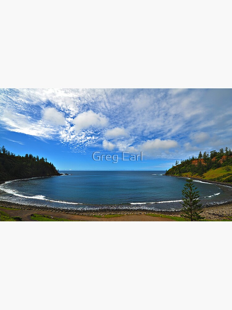 Ball Bay - Norfolk Island by GregEarl