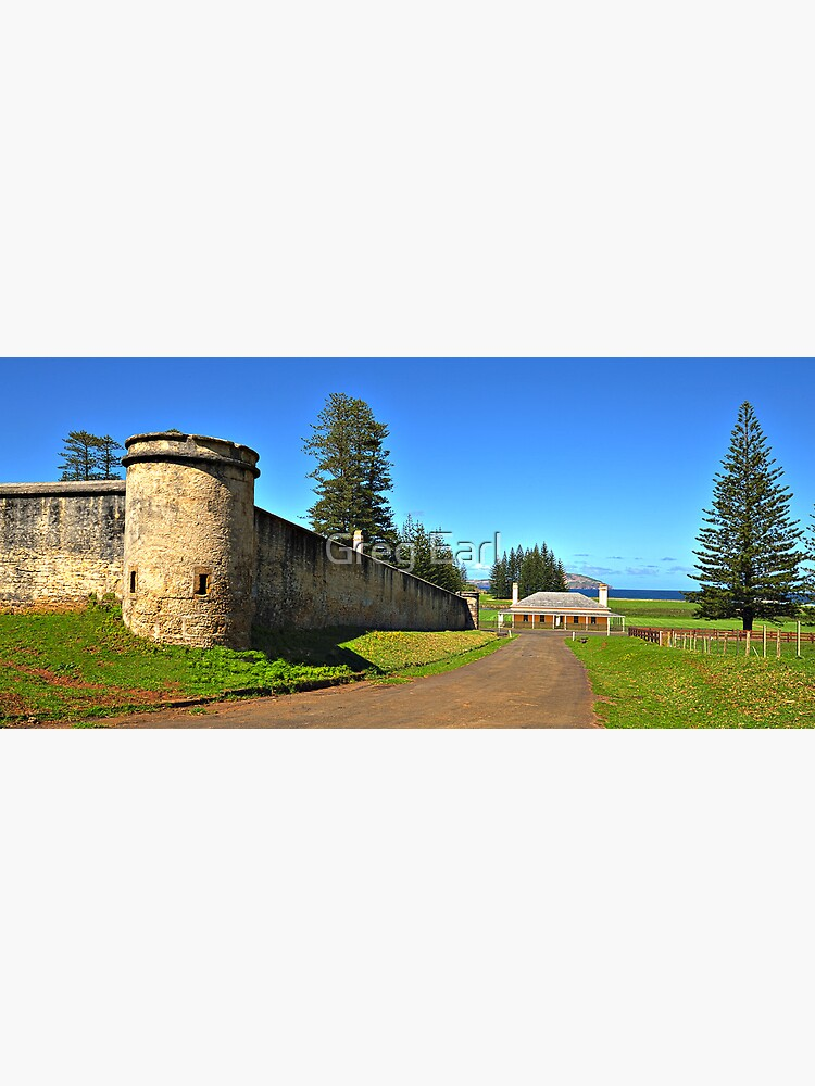 Kingston - Norfolk Island by GregEarl