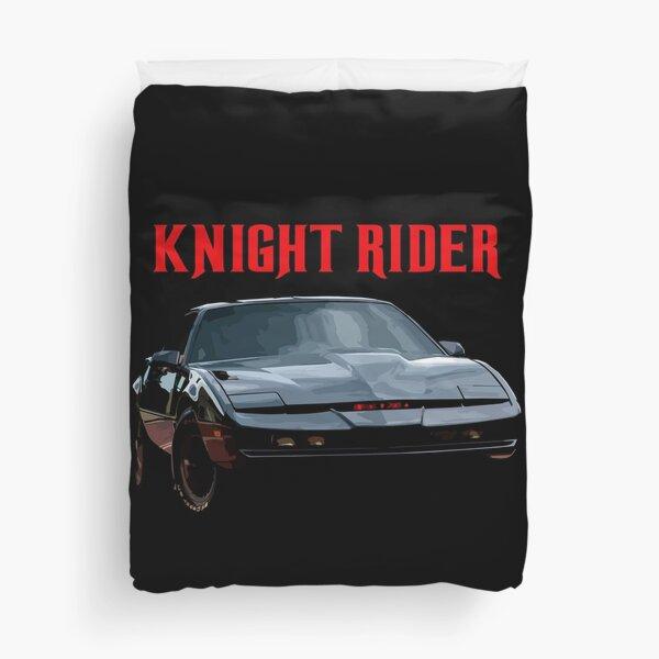 Knight Rider K.I.T.T. Firebird Duvet Cover
