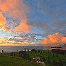 Sunrise, Kingston - Norfolk Island by Greg Earl