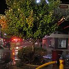 City Drug Fire 10/9/2011 by © Joe  Beasley IPA