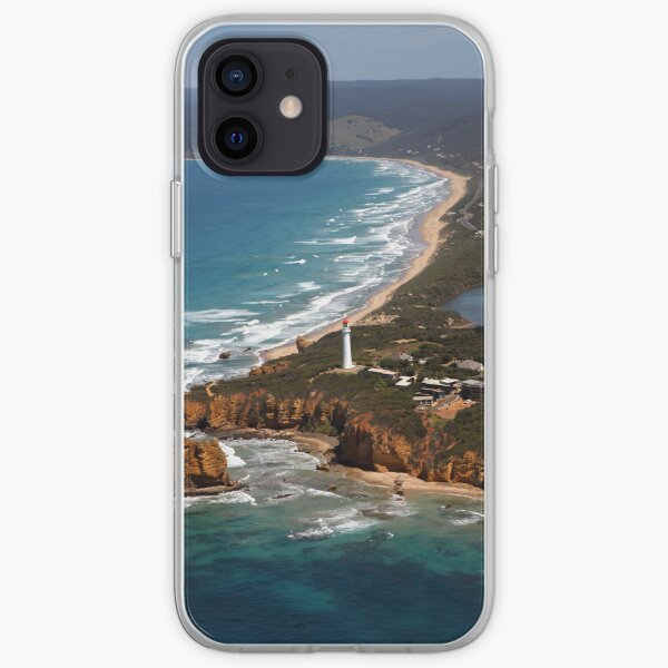 Split Point Lighthouse - iphone Cover iPhone Soft Case