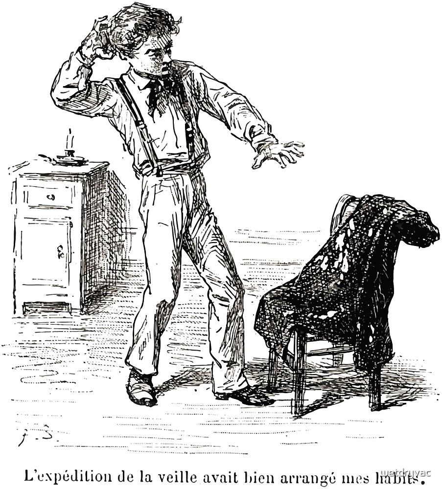 Achille Sirouy Mark Twain Les Aventures de Huck Huckleberry Finn illustration p022 by wetdryvac