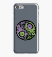 Zombie Yin-Yang iPhone Case/Skin