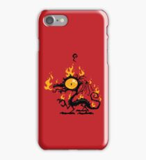 Backfire iPhone Case/Skin