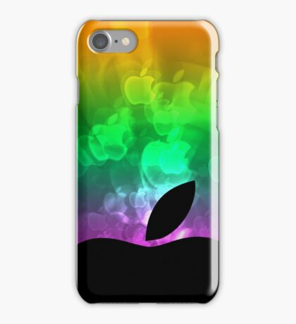 Logo Bokeh iPhone Case/Skin