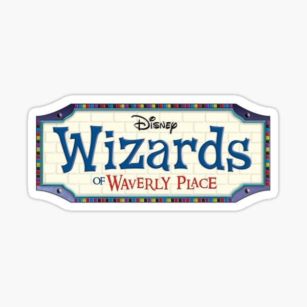 Zauberer vom Waverly Place Sticker