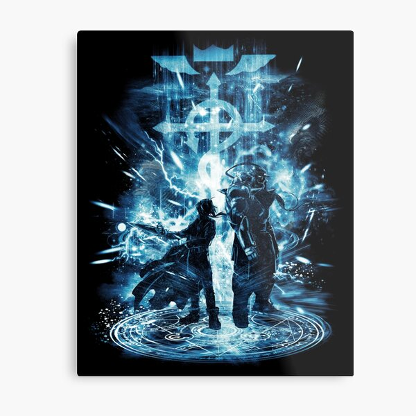brotherhood storm Metal Print