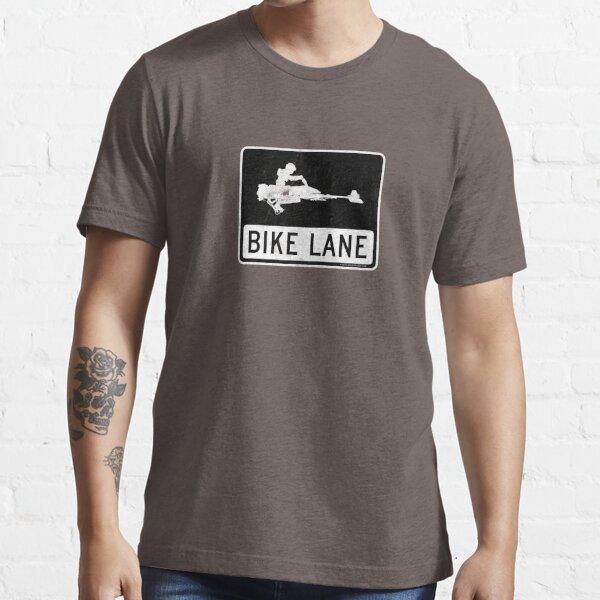 Bike Lane Essential T-Shirt