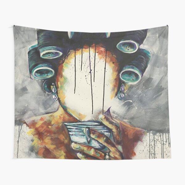 Undressed IX Tapestry
