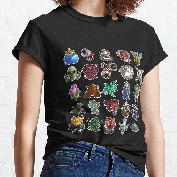 Terrarias All Boss Classic T-Shirt