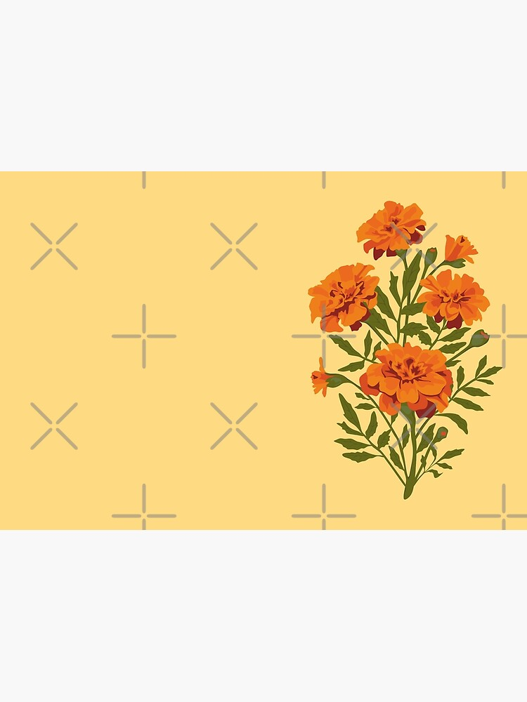 Marigold Flowers by lents