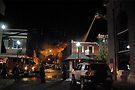 City Cafe Fire Night Shot #1 by © Joe  Beasley IPA
