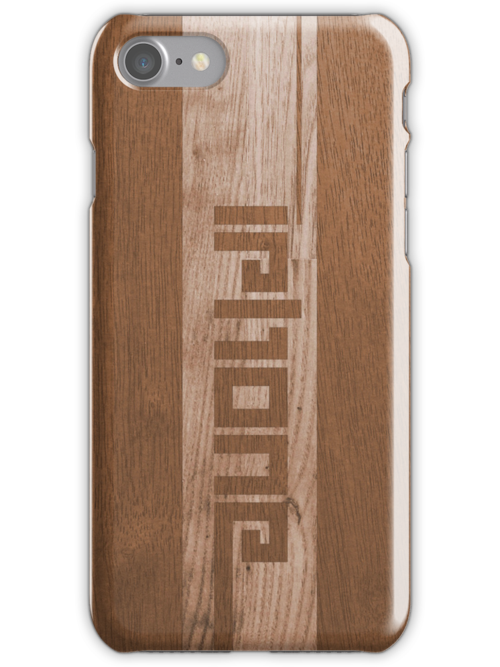 Two-tone Wood Effect by abinning
