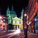Saint Paul's Cathedral by timmburgess