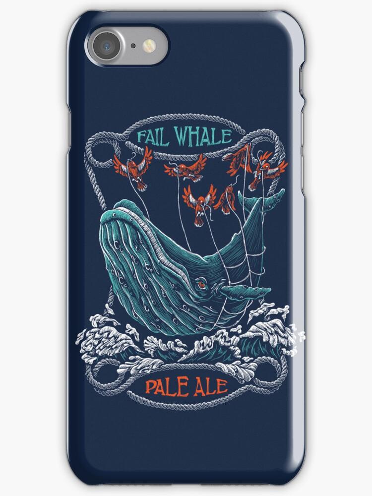 Fail Whale Pale Ale by ianleino