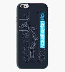 Scandinavian Flick iPhone Case
